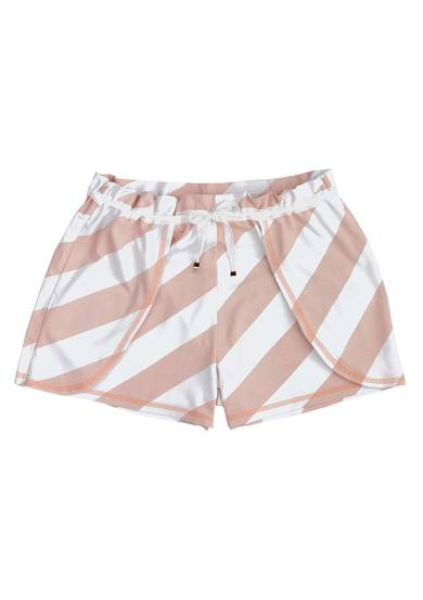 Shorts Feminino Com Cordão Na Cintura Hering For You | Hering