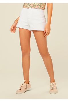 Shorts De Sarja Base Pin Up Loose | Outlet
