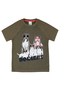 Camiseta Infantil Menino Com Estampa Frontal | Outlet