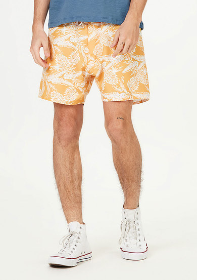 Shorts Curto Masculino Floral | Hering