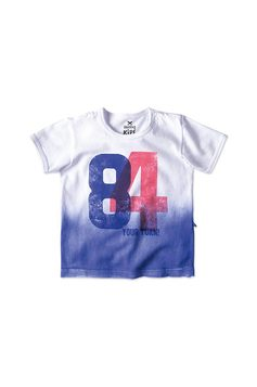 Camiseta Bebê Menino Com Estampa Spray Hering Kids | Outlet