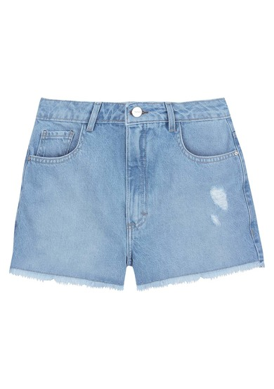 Shorts Em Jeans Eco Denim | Dzarm