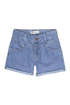 Shorts Feminino Hering Tipo Hot Pants | Outlet