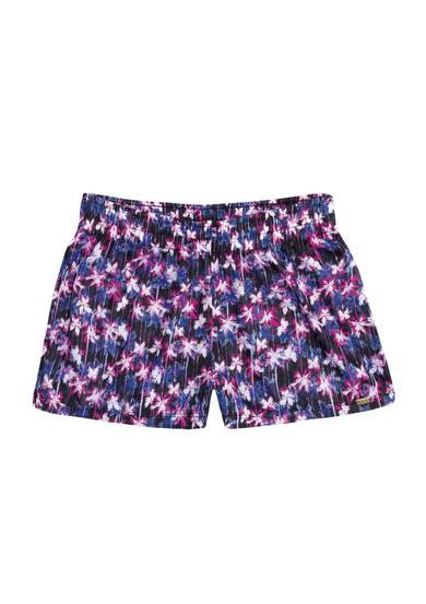 Shorts Feminino Hering For You Em Material Sintético | Hering