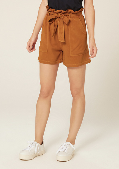 Shorts Clochard Com Bolsos | Dzarm
