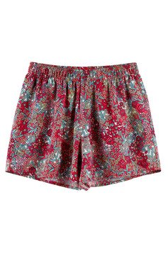 Shorts Feminino Curto Estampado | Outlet
