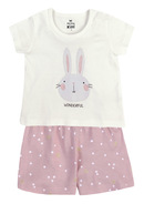 Pijama Curto Infantil Com Estampa Toddler Hering Kids