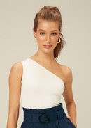 Body One Shoulder Ajustado