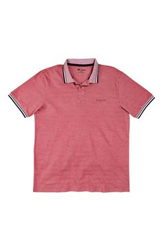 Camisa Polo Masculina Hering Com Bordado E Modelagem Regular | Outlet