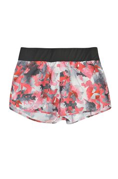 Shorts Fitness Feminino Com Cós Largo | Outlet