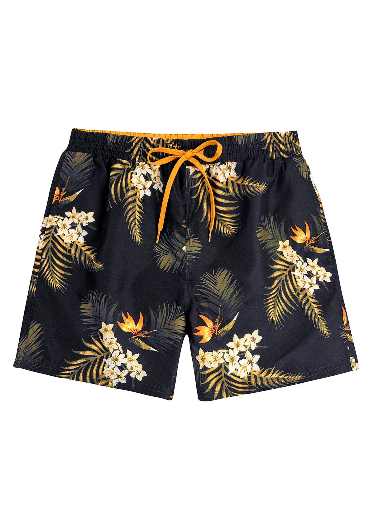 Shorts Masculino Estampado Hering Kids