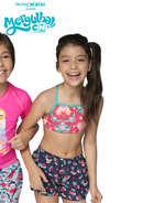 Shorts Infantil Menina Hering Kids E Cartoon Network