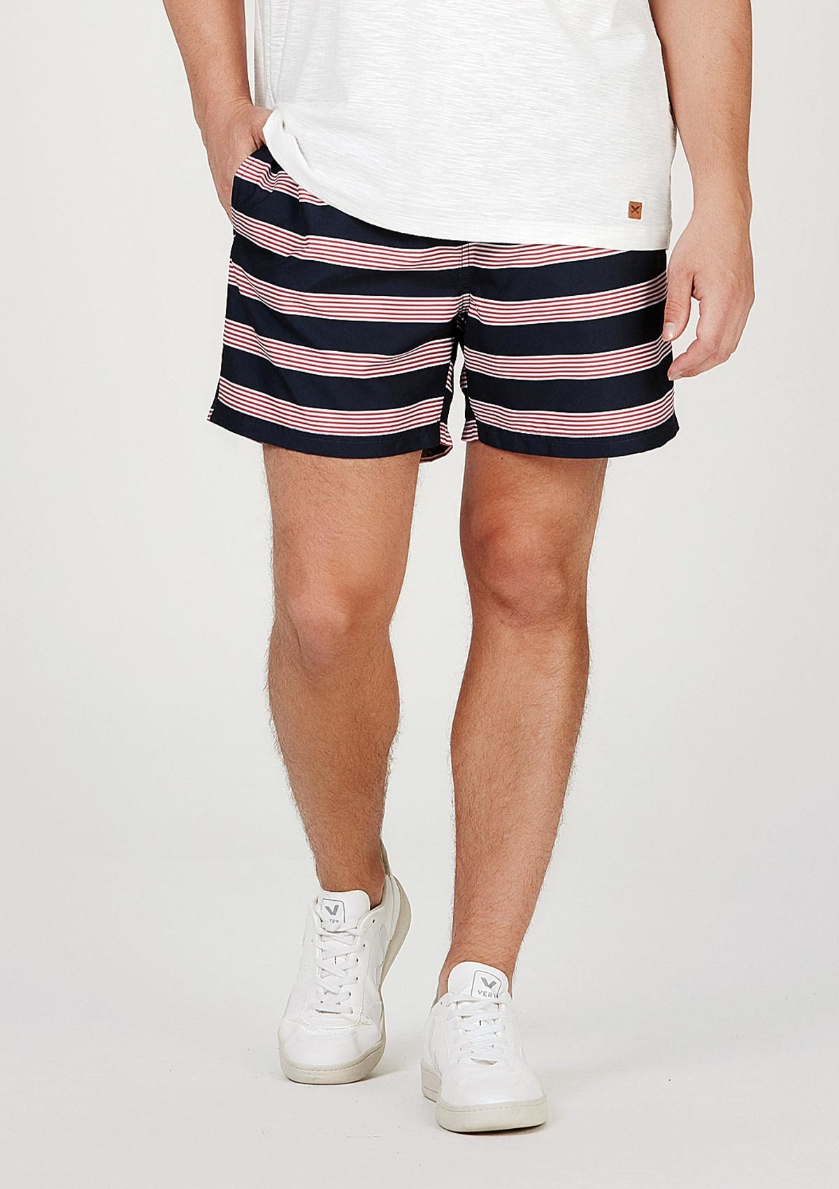 Shorts Praia Masculino Regular Estampado