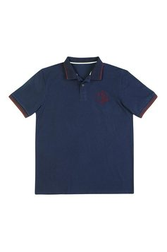 Camisa Polo Masculina Hering Tal Pai Tal Filho | Outlet